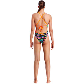 Funkita Tie Me Tight One Piece Swimsuit Ladies Palm Drive